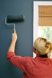 Should you remove wallpaper -- or just paint over it? | Campers, Countertops and Tile