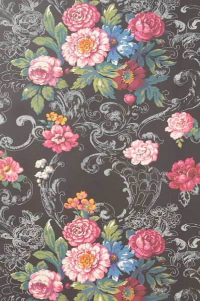 venetian bouquet wallpaper by york wallcoverings / @Anthropologie . | illustrations & patterns ...