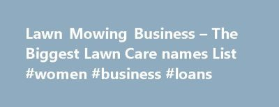 25+ best ideas about Lawn mowing business on Pinterest | Lawn maintenance, Lawn care and Mowing ...