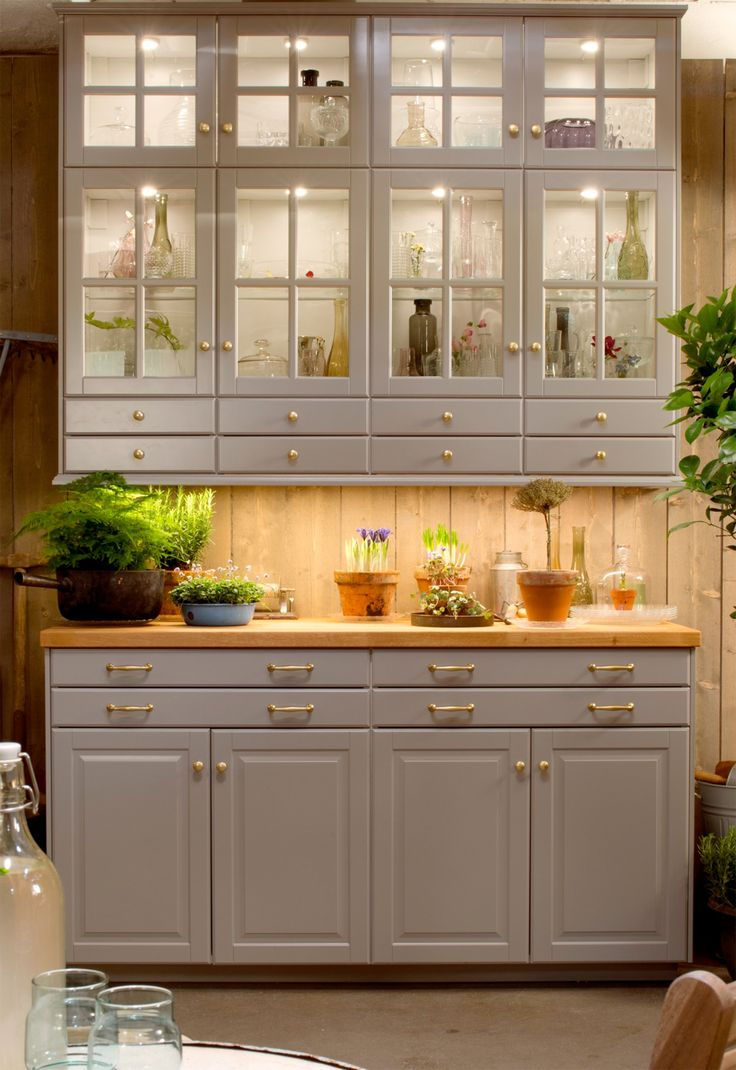 buffet ikea ikea cabinets kitchen Premiere today for Ikea s new flexible kitchen solution method Comfortable home Would love this in
