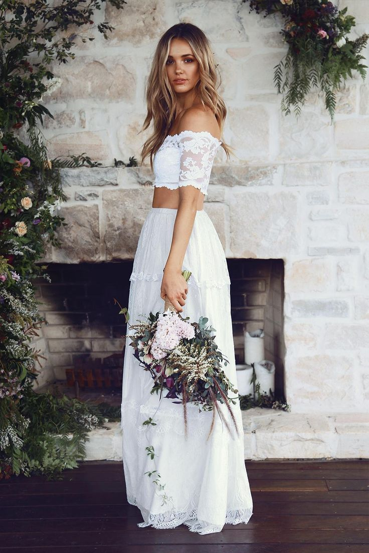 grace loves lace boho wedding dress Jasmine 2 0 Grace Loves Lace Bohemian Wedding DressesBohemian WeddingsWedding