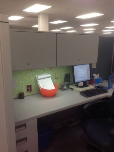 25+ best ideas about Cubicle wallpaper on Pinterest   Decorating work cubicle, Cubical ideas and ...