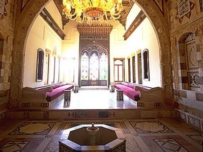 Beiteddine Palace, Lebanon | Lebanon | Pinterest | Lebanon ...