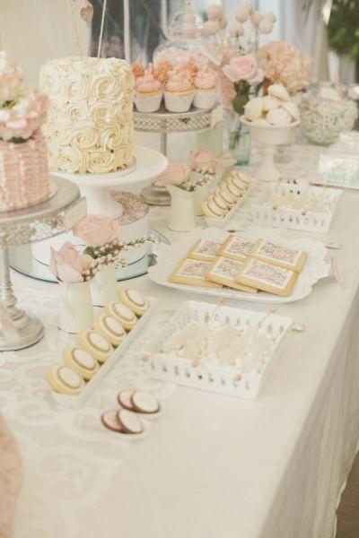 25+ Best Ideas about Elegant Dessert Table on Pinterest ...