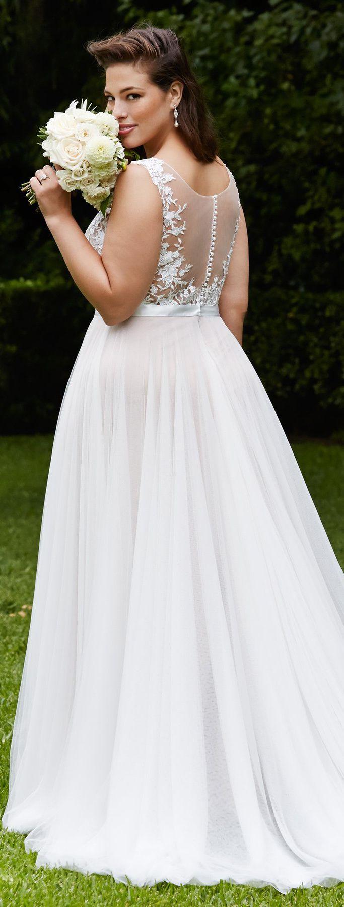 plus size wedding gowns gorgeous wedding dresses 20 Gorgeous Wedding Gowns For Curvy Girls