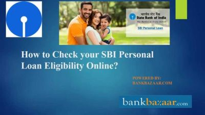 SBI Personal Loan SBI offers Personal Loans at very low interest rates to salaried customers ...