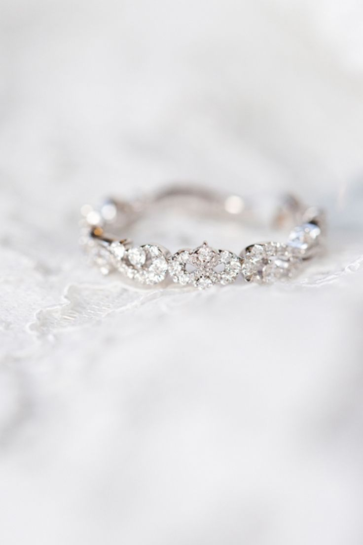 t h e r i n g vintage wedding band Put a ring on it Vote for the TODAY Wedding winner now
