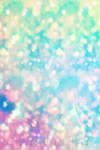 pastel sparkling wallpaper ♥ | // ωαιιpαpεrš †⊕ dïε ƒ⊕r \\ | Pinterest | Pastel and Wallpapers