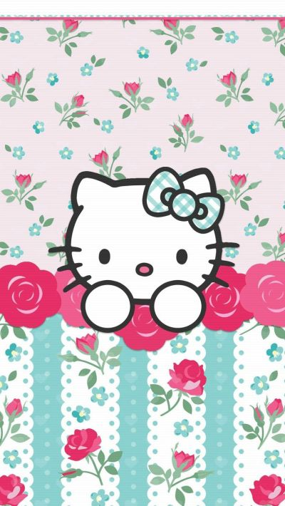 160 best images about Hello Kitty Wallpaper on Pinterest | My melody, Pink hello kitty and ...