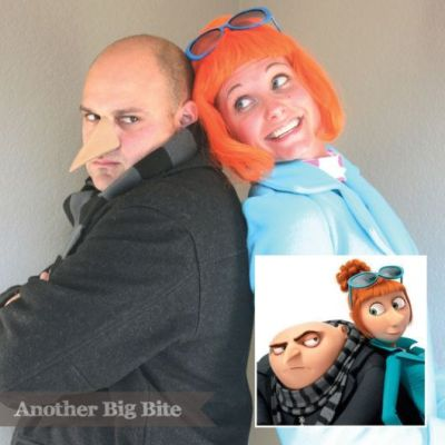 25+ best ideas about Gru costume on Pinterest | Lucy wilde, Gru and minions and Ladies looks
