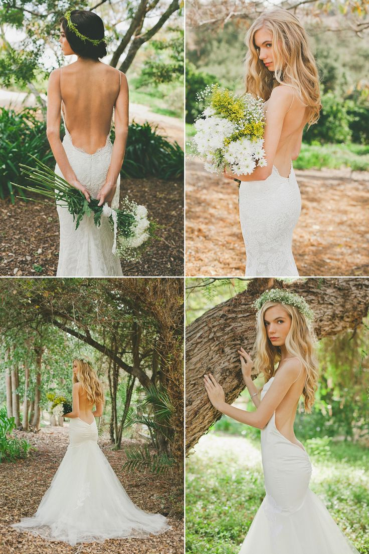 wedding dresses backless wedding dresses Katie May bridal collection backless wedding gowns