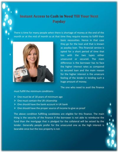 1000+ ideas about Payday Loan Interest Rates on Pinterest | Video picture, Junk removal and ...