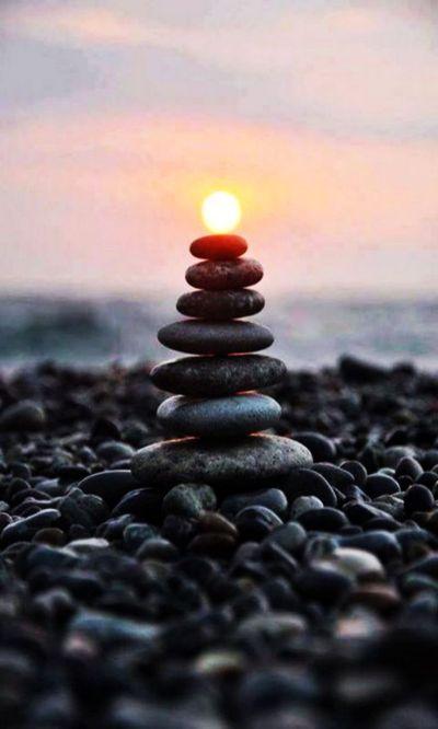 Zen Stones   Smart Phone Wallpaper and Lock Screens   Smartphone Beauty   Pinterest   Locks ...