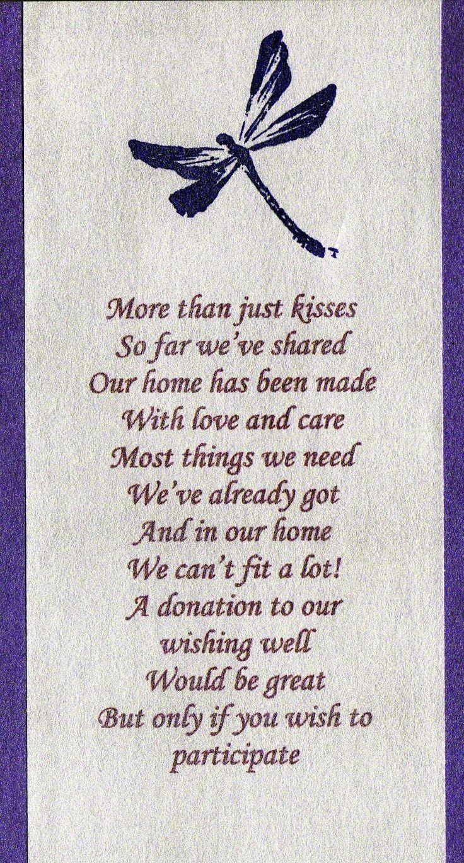 wishing well poems wishing well wedding wedding money tree wording Wishing Well Poem Wording