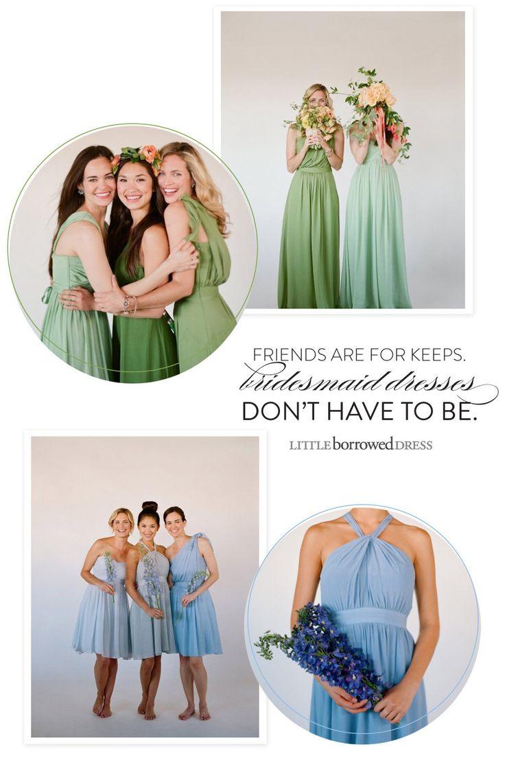 rent a wedding dress borrow wedding dress Little Borrowed Dress
