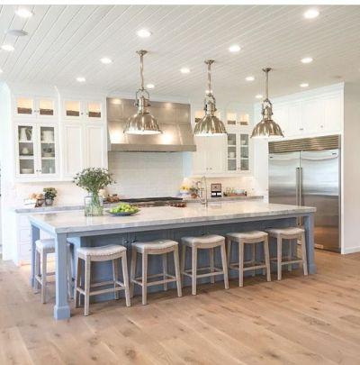 25+ best ideas about Island Bar on Pinterest | Kitchen island bar, Breakfast bar kitchen and Wet ...