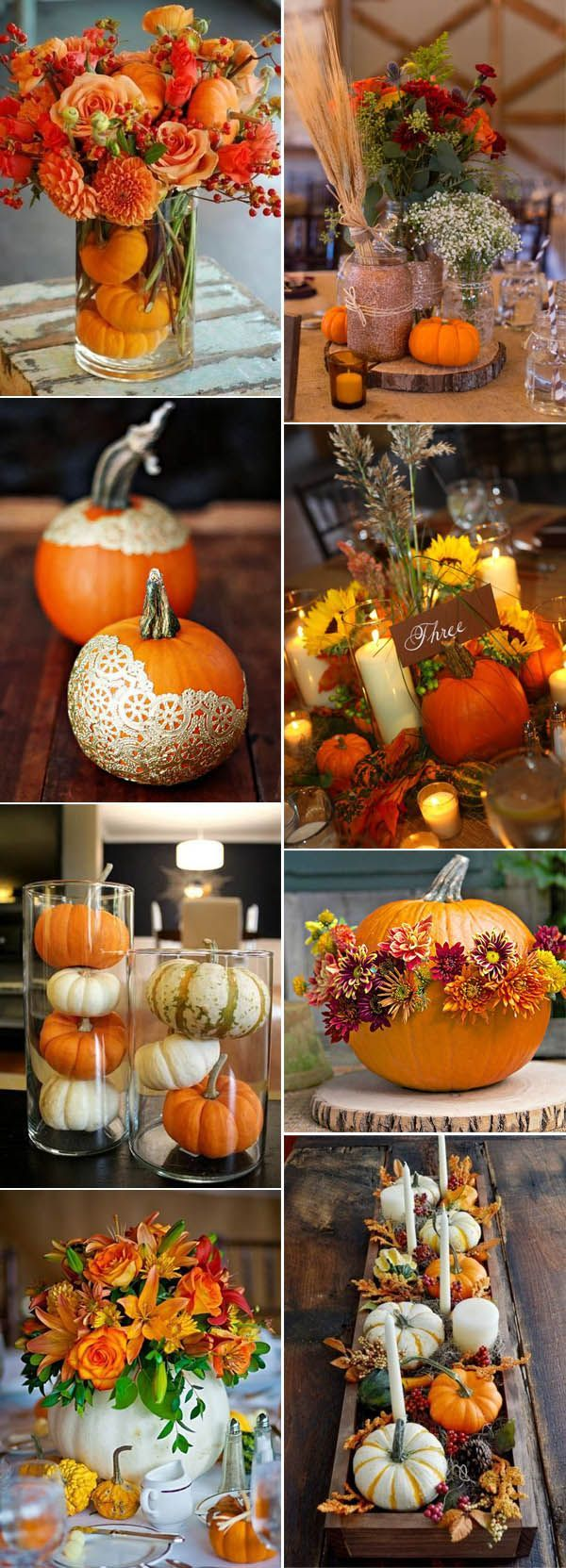 fall wedding fall wedding favors Falling in Love with These Great Fall Wedding Ideas