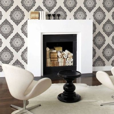17 Best ideas about Fireplace Filler on Pinterest | Fire place decor, Faux mantle and Fake ...