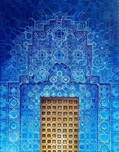 1000+ ideas about Moroccan Wallpaper on Pinterest | Smart Tiles, Wallpaper Feature Walls and ...