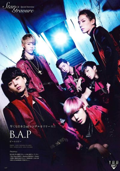 Download B.A.P New Album Wallpaper | KPOP Wallpaper on Pinterest | Discover the best trending ...