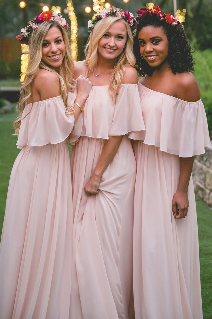 chiffon dresses bohemian wedding guest dresses Abigail Dress Convertible DressBoho WeddingWedding