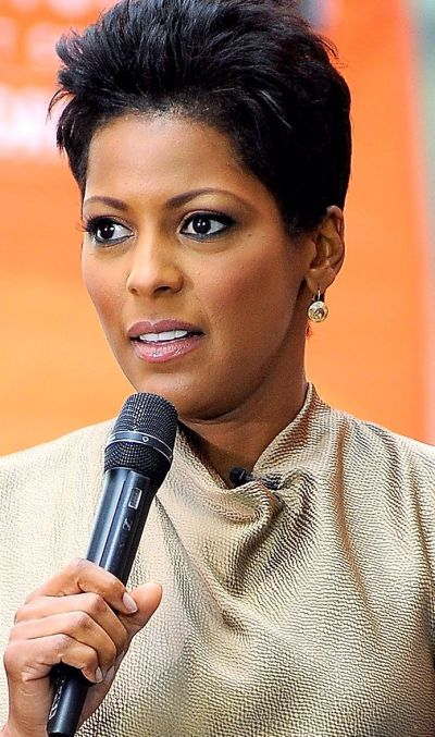 Tamron Hall   Short hair don't care!   Pinterest   Anchors and News