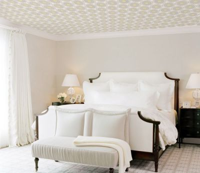 Best 25+ Wallpaper ceiling ideas on Pinterest