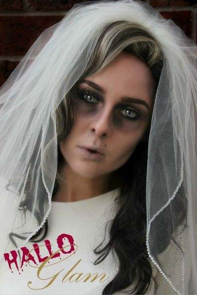 25+ best ideas about Corpse Bride Makeup on Pinterest | Bride costume, Corpse bride costume and ...