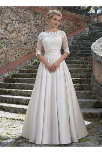 sincerity bridal wedding dresses for cheap Sincerity Bridal Wedding Dresses Style Grace Kelly inspired ball gown USD 00 56