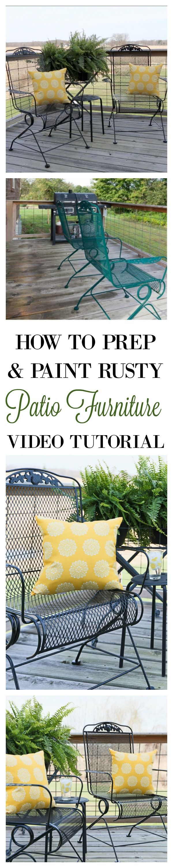 Metal Patio Furniture Patio Furniture Jacksonville Fl How To Prep Paint  Metal Deck Furniture Video Tutorial
