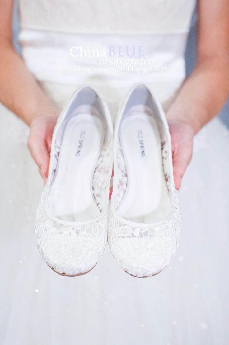 bridal flats wedding flats These would be good to wear on your wedding night so your feet don t