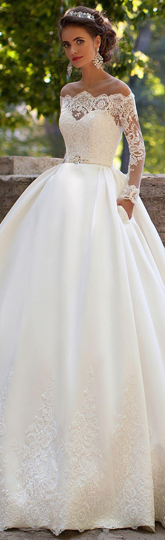 sleeve wedding dresses sleeved wedding dress Stunning Long Sleeve Wedding Dresses
