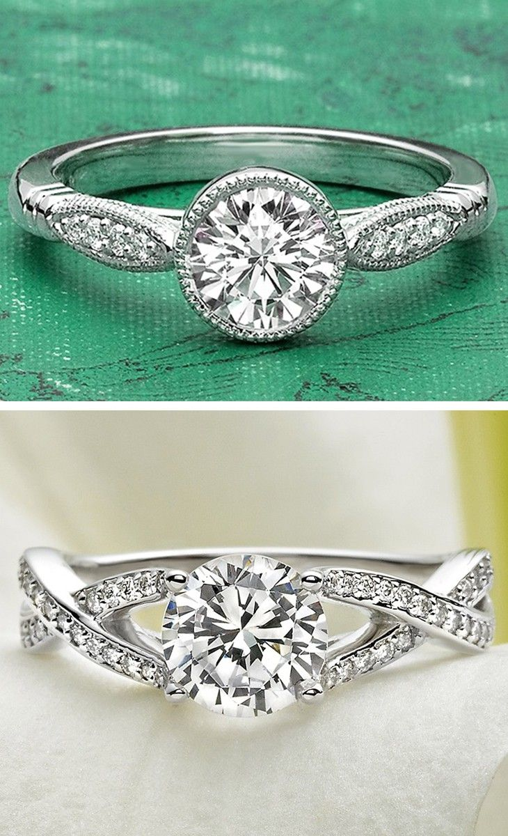 rings brilliant earth wedding bands best images about Rings on Pinterest Rose gold Diamond wedding bands and Moissanite