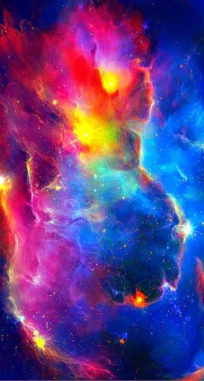 TAP AND GET THE FREE APP! Space Galaxy Colorful Astronomy Cool Science Amazing Multicolored ...
