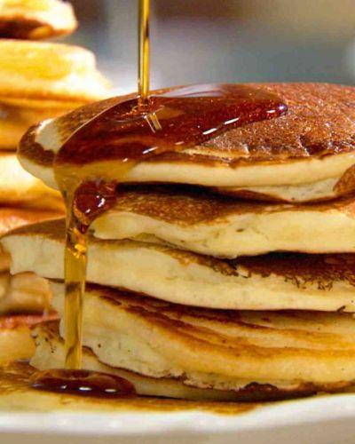 Easy Basic Pancakes | Recipe | Bobs, Powder and Pancake recipes