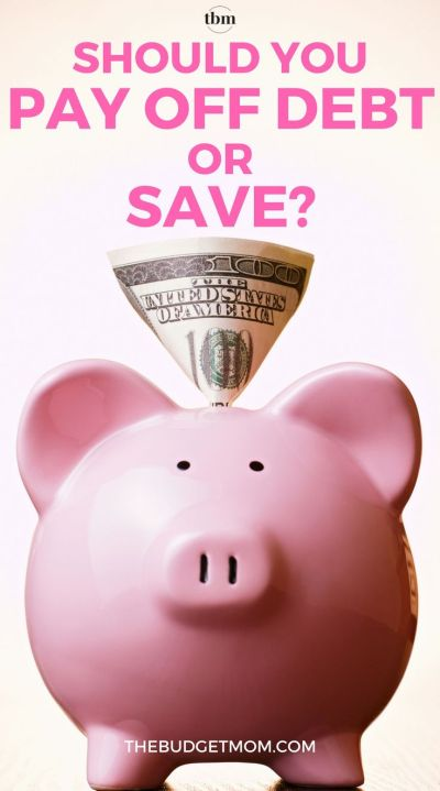 Should You Pay off Debt or Save? | Agree with, The o'jays and Money