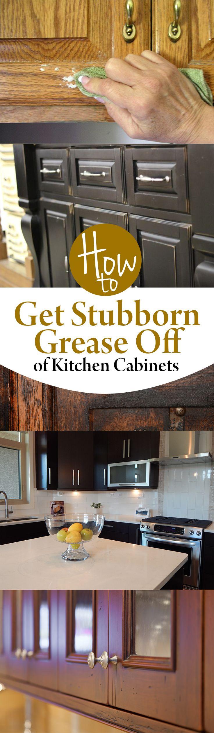 cleaning kitchen cabinets cleaning kitchen cabinets 25 best ideas about Cleaning Kitchen Cabinets on Pinterest Cabinet cleaner Cleaning cabinets and Kitchen cabinet cleaning