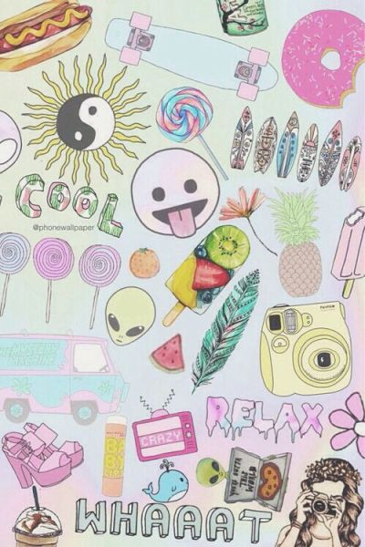 tumblr collage iPhone 5 wallpaper! | Wallpapers | Pinterest | iPhone wallpapers, Collage and ...