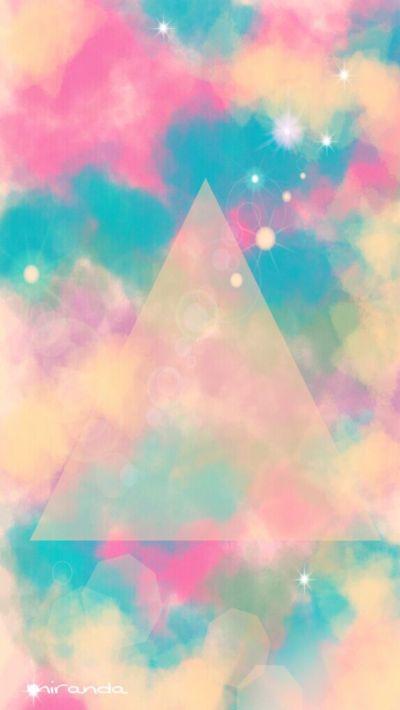 Triangle iPhone 5 Wallpaper | i P h o n e 5 w a l l p a p e r | Pinterest | Iphone 5 wallpaper ...