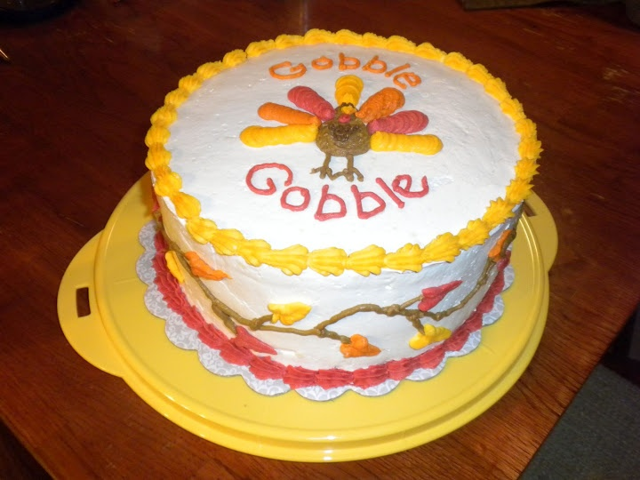 Thanksgiving Cakes   Decoration Ideas Little Birthday Cakes     147 best images about cake decorating on pinterest