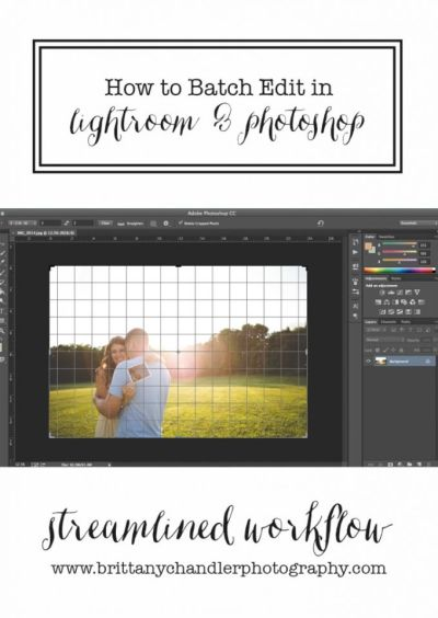 Tutorial: How to batch edit photos in lightroom and ...