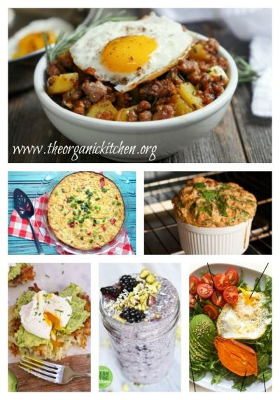 12 Healthy, Delicious (Whole 30) Breakfast Recipes! | Gluten free grains, My heart and Spicy