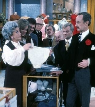 17 Best images about Good Old British TV on Pinterest | TVs, Are you being served and Cilla black