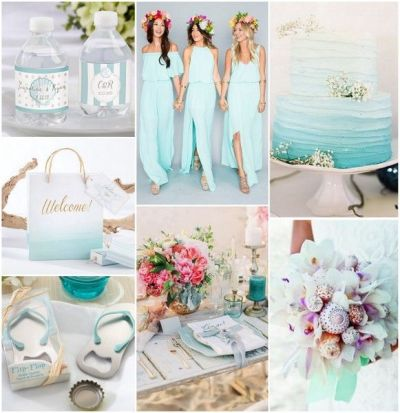 Fun and Festive Beach Wedding Ideas | HotRef Party Gifts # ...