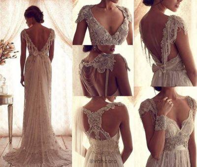 1000+ ideas about Vintage Wedding Dresses on Pinterest ...