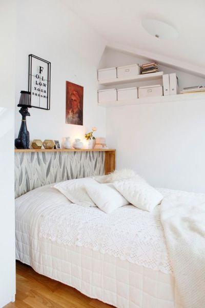 17 Best ideas about Wallpaper Headboard on Pinterest ...