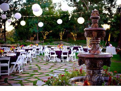 Lake Oak Meadows Temecula Inland Empire Wedding Location ...