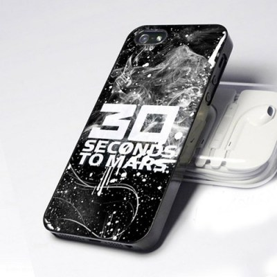 Wallpaper 30 Seconds To Mars design for iPhone 5 Case | Pinterest | Shops, Mars and I love