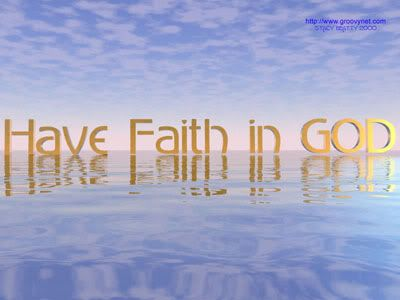 Have Faith In GOD Wallpaper, Background, Theme, Desktop | ALPHA THE OMEGA 1 | Pinterest ...