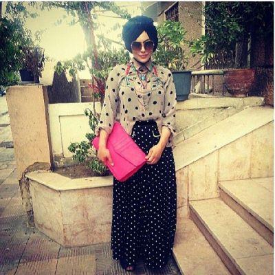 Instagram photo by @Hijab Fashion Styles (hijabfashion ...